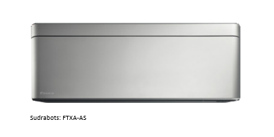 Daikin Stylish FTXA/RXA 4